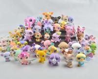 "2. 4"" Littlest Pet Shop LPS Animals Figures Toy (10 diff..."