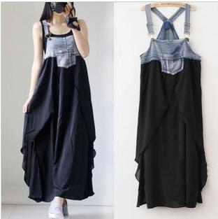 Best Maternity Dress 2015 Korean Version Of Maternity Jeans ...