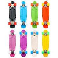 Green/Blue/Pink/Yellow/Black/Purple Plastic 22
