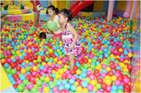 Wholesale 5 CM PE plastic Tent Water pool Ocean wave ball Funny toys