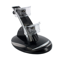 Wholesale Dual USB Charging Dock Stand Charger for Sony PlayStation PS3 Controller