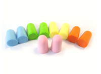 Wholesale 3M Sleeping aid Noise Reduction Earplugs Ear Foam Soft Ear Plugs