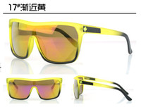 Wholesale New Arrival SPY Flynn Sports Outdoor Sunglasses men spectacles SPY goggles Sports Sunglasses COLORFUL LENS