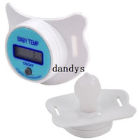 Wholesale Baby electric thermometer good quality digital thermometer Nipple design