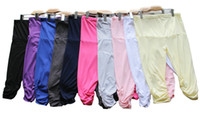 Wholesale Maternity Pants Care of pregnant women belly Leggings Maternity Cropped Leggings color B928