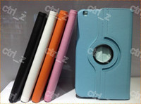 Wholesale New Rotating Folio Smart PU Stand Leather Case Cover For Samsung Galaxy Tab T310 quot Tablet PC
