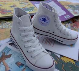 Wholesale Couples high help canvas shoes NEW RENBEN Mens canvas shoe Low Top amp High Top Sport Shoes Sneakers