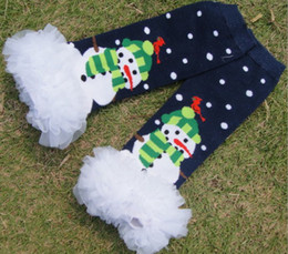 Baby halloween leg warmers Lace Christmas legwarmer boutique leggings Girls boys Leggers warm feet set their leg warmers 3020 baby lace