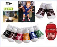 1-3T baby socks sneakers - baby girl s boy s D sports shoes tie ties athletic shoes sneaker socks anti skid slip pair