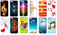 Plastic apple iphone symbols - 2013 hot New design T symbol of music hard case cover for iphone th