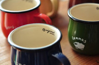 Wholesale Zakka Style Classic Shape Ceramic Mug Coffee Cup Couple Gift