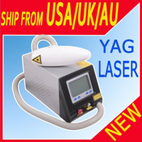 Wholesale LOWEST PRICE Yag Laser Tatoo Removal Hair Removal Acne Treatment Tatoo Clinic Beauty Salon Equipment with CE