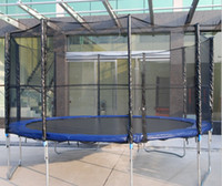Wholesale 2013 New FT trampoline with enclosure for sales