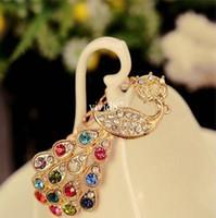 Wholesale Fashion elegant noble peacock bracelet bangle jewelry