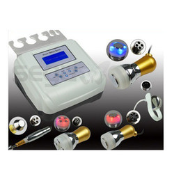 Wholesale Pro Lowen Tech in1 Salon Needle Free Meso therapy Photon Ultrasonic Device Machine N11
