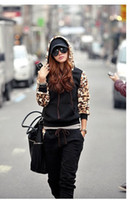 100% Linen Shorts Men jumpsuits 2013 Winter Women Sexy Leopard Sweatshirt +Long Pants 2 Pieces Set Thicken Suit Casual Hoody+Free Shipping +Wholesale 1Pcs Lot