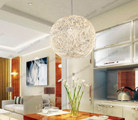 kitchen islands - Modern cm Kitchen Pendant Light Island Ceiling Lamp Aluminum Wire MYY5124