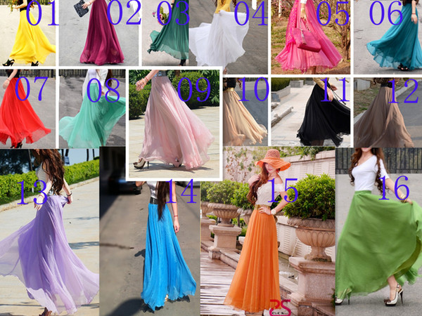 Maxi skirts and dresses cheap