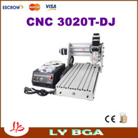 Wholesale Mini desktop engraving machine cnc T DJ router upgraded from cnc t
