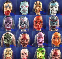 Wholesale 2013 new Halloween Horror Mask Wacky persecute others terror grimace mask
