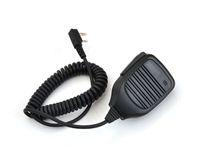 Handheld cb radio - 10pcs Lowest price PIN Handheld PTT Speaker Mic FOR PUXING WOUXUN TYT BAOFENG UV5R Walkie Talkie CB Portable Radio C504