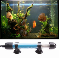 Wholesale Drop Shipping Watt Aquarium Fish Tank Submersible Anti Explosion Insulation Glass Water Heate F0012