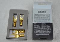 Wholesale Furutech FP G Gold Spade Connectors