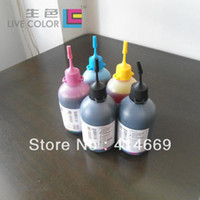 Wholesale 5 L CMYKK dye ink for HP27 for HP deskjet