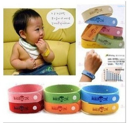 Wholesale 200pcs Mosquito Repellent Bracelet Mosquito Killer Baby Mosquito Repellent Hand Ring Bracelet