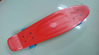 Wholesale Penny Nickel Skateboard inch Plastic Complete Skateboard Mini Longboard