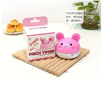 animal timer - Cute cartoon animal mini kitchen timer timer Make you more peace of mind