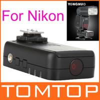 wholesale nikon - YN N s Wireless Remote Speedlite Flash Trigger Transceiver for Nikon GHz Channels D887