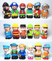 Price Family Little People New Little People PVC Figure Doll...