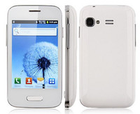 Wholesale Mini S4 Mini i9500 Smart Phone Android SC6820 GHz Inch Capacitive Screen