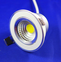 Wholesale COB W down light Dimmable LED downlights fixture Bridgelux lamp ceiling bulb lights