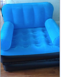 Wholesale Inflatable sofa inflatable bed airbed can collapse Fold