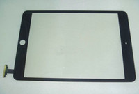 Wholesale Brand New Digitizer Touch Screen Glass Black and White Color For IPad Mini