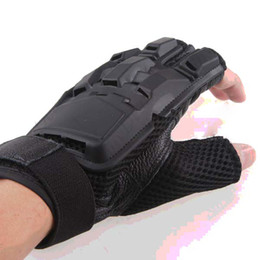 Wholesale AK Army Half Finger Tactical Gloves for Airsoft Paintball Combat Outdoor