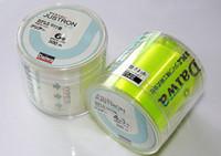 Wholesale 5 Daiwa nylon mono fishing main sub line m colors diameter to mm