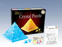 Wholesale Pyramid D Crystal Jigsaw Puzzle