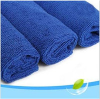 Wholesale 10 Softness Strength Microfiber Towel Car Care Cleaning Wash Clean Cloth X30CM
