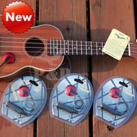 Compra Ad guitar-Ukulele Guitarra acústica Amplificador, versión General Tipo parche recogida AD - 20 instrumento