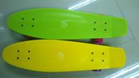 """Rocket Board Plastic 27 inch Free Shipping Penny Nickel 27"""" Cruiser Complete Skateboard Longboard"""