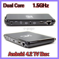 Dual Core Not Included 1080P (Full-HD) VS-ATV-102 OS 4.2 Dual Core Android Set Top TV Box Cortex A9 XBMC Media Player WIFI MX6 TV Box