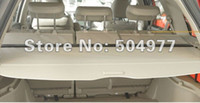 Wholesale off per Rear trunk cargo cover cargo protector for CRV two colors black and biege