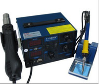 Cheap High-power hot-air gun desoldering station in welding tool