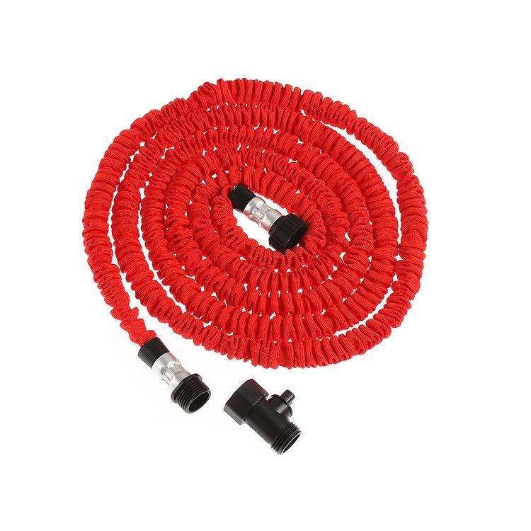 Best Red Hose Expandable Flexible Hose Us Stantard 25 Ft