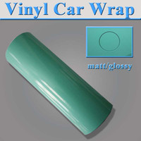 Wholesale New Arrival Most Popular Color Tiffany Vinyl Car Wrap With Air Channels Free amp Fast Shipping