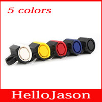 Wholesale 5 Colors new bicycle ride electronic horn mountain bike bell