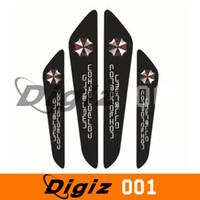 Wholesale Car Door Eege Guard Protection Real Carbon Fiber Sticker Bumper Car Sticker Crashproof Decoration